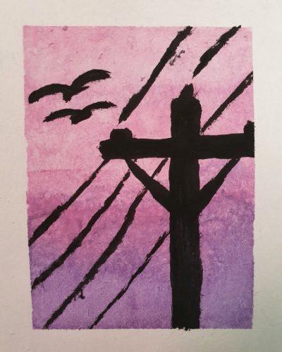 Artwork by Morteza Rahimi
